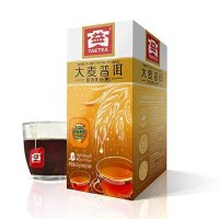 TAETEA 大麦普洱茶包 熟茶