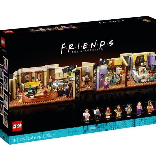 预告:LEGO 老友记公寓10292套装大揭秘预告:LEGO 老友记公寓10292套装大揭秘