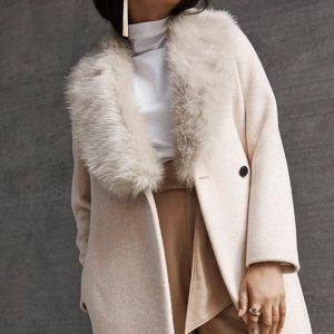 折扣区额外6折+全场最高额外6.5折最后一天:Club Monaco美衣大促 收秋冬羊毛大衣