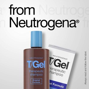 $8.3(原价$14.09)Neutrogena 去屑洗发水 头屑杀手 消灭真菌 一次见效