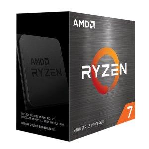 AMD Ryzen 7 5800X 3.8GHz 8核 AM4 处理器