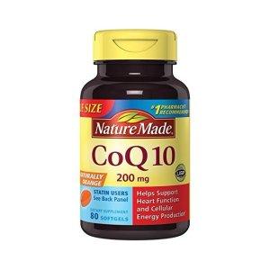 Nature Made Coq10 80粒