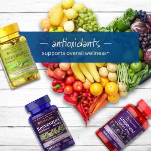 Buy 2 Get 3 Free + Extra 15% offPuritan's Pride Vitamins & Supplements Winter Wellness Sale