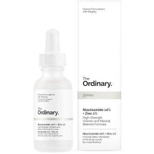 The ordinary烟酰胺+锌