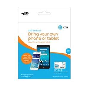 $0.99AT&T Go Phone Sim Card