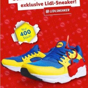 炒到€6000的天价球鞋 只要€19.99竟然补货!Lidl 超市极度火爆的明星球鞋 杀入Fashion界的平价明星