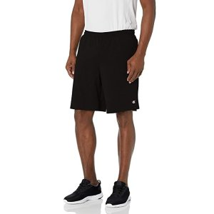 """$12.00Champion Men's 9"""" Jersey Short with Pockets"""