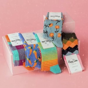 40% Off + Free ShippingWinter Sale @ Happy Socks