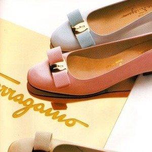 低至5折 £346收粉色Vara小高跟Salvatore Ferragamo菲拉格慕 官网美鞋配饰大促