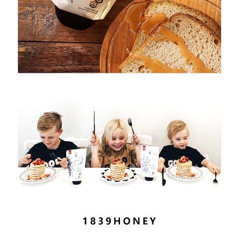 £14收花香蜂蜜新西兰国宝 1839 Manuka Honey热卖 天然无添加