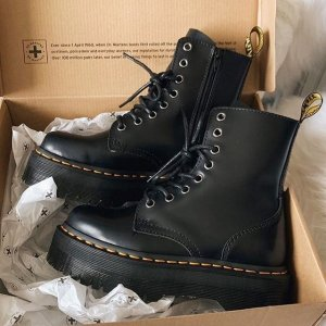 全场75折 大童款马丁靴£45起即将截止:Dr.Martens 中秋精选折扣 新学期崭新的你