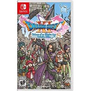 $49.94(原价$59.99) 新品上市《勇者斗恶龙XI S 最终版》Switch 实体版 美区中文