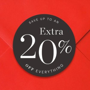 Up to 80% Off + Extra 20% OffSale Styles @ Bluefly.