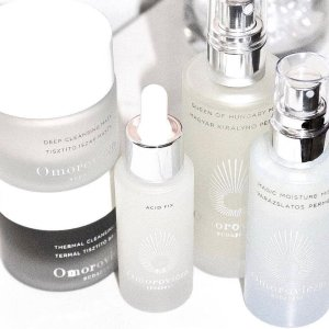 Up to $50 OffOmorovicza Skincare Sale
