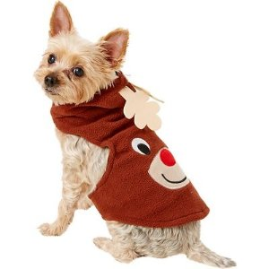 Rubie's Costume CompanyReindeer Dog Hoodie, Small - Chewy.com