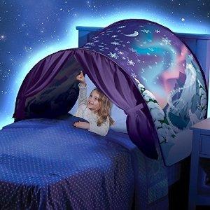 $9.88(原价$19.99)史低价:儿童梦幻星空可折叠帐篷,给宝宝一个香甜美梦
