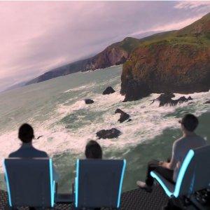 $12.50起 多感官逼真体验飞越旧金山旧金山3D模拟飞行体验门票 THE FLYER SAN FRANCISCO