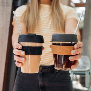 €23收经典软木版本Keepcup 便携咖啡杯热卖 高颜值高品质 杯子控都说相见恨晚