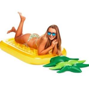 $19.99 (原价$34.6)Giant 泳池菠萝形状漂浮