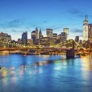 低至$15 观赏纽约好选择Groupon官网 纽约天际线浪漫夜景迅游半价促销