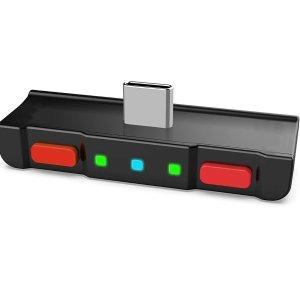 售价$39 支持Airpods任天堂 Switch 音频蓝牙发射器
