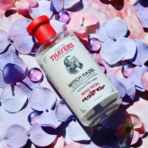 $6.64Thayers Alcohol-Free Rose Petal Witch Hazel Toner with Aloe Vera, 12 ounce bottle @ Amazon