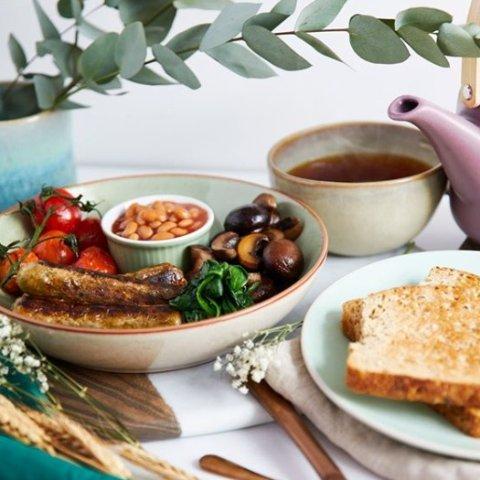 第2件半价或2件£5Holland&Barrett 早餐谷物燕麦、水果麦片、养胃小米粥走起