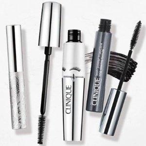 50% off select mascaras+ free pep & go kit