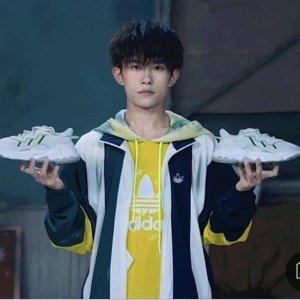官网上架 £89.95拿下千玺弟弟同款Adidas 全新一代复古潮流Ozweego 收易烊千玺同款