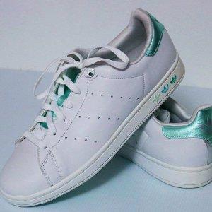 低至5折+额外8.5折Stan Smith 小白鞋热促 经典鞋款是买来致敬的