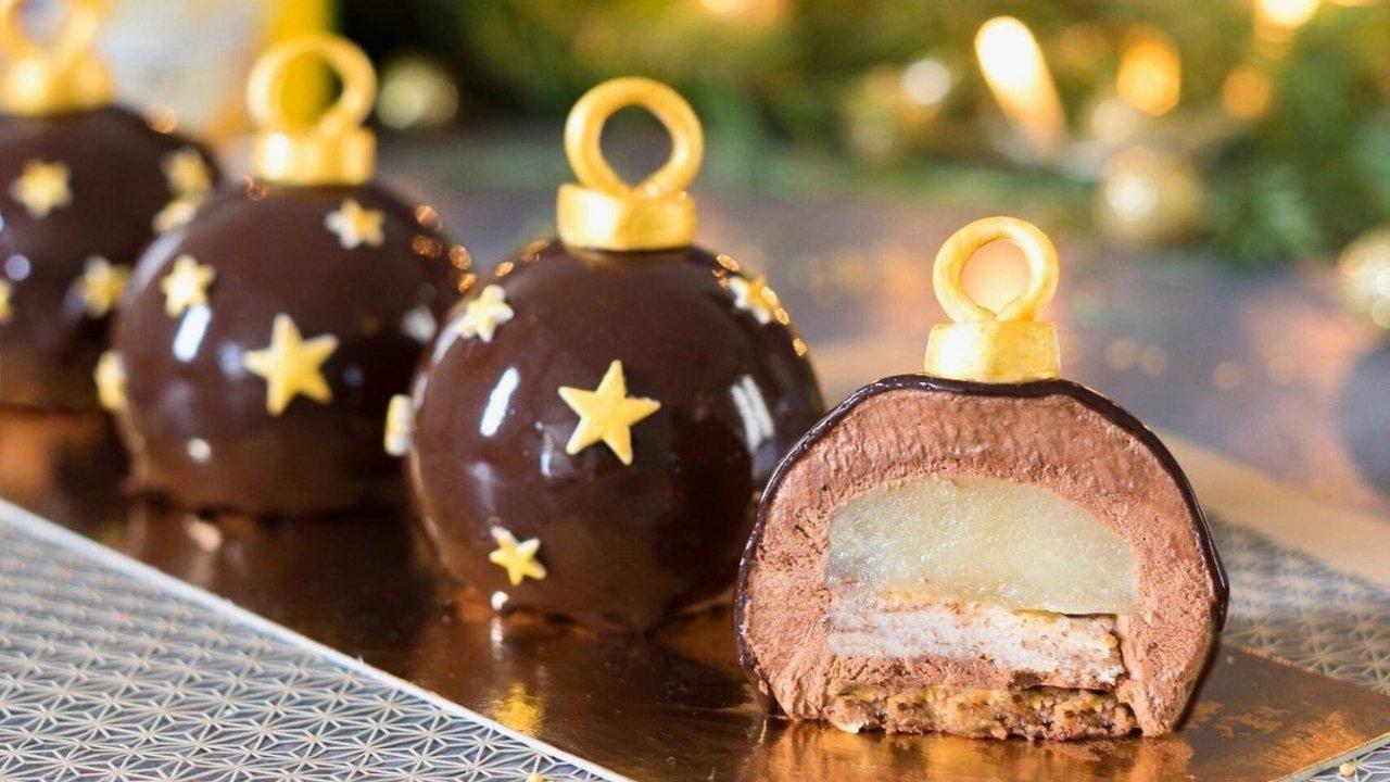 法国圣诞节限定巧克力推荐!错过等一年!松露巧克力、酒心巧克力、冰山巧克力等