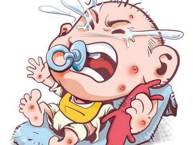 育儿心得宝宝的大小病痛(2)湿疹