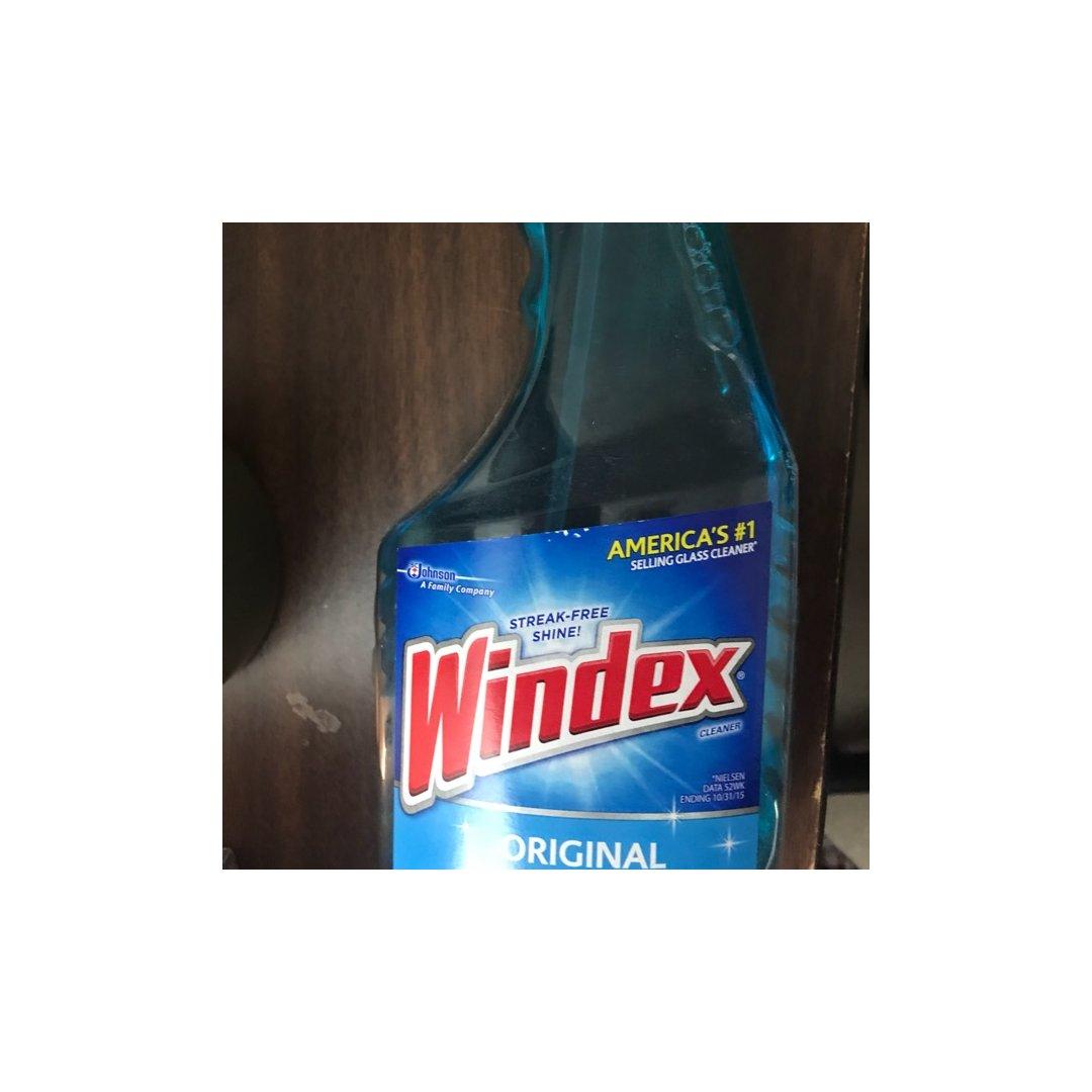 windex,哪里脏了都可以喷,桌...