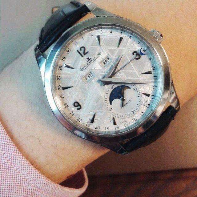 男票是个超级手表控,只对手表研究的...
