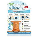 $9 TubShroom. The Revolutionary Tub Drain Protector Hair Catcher, Orange