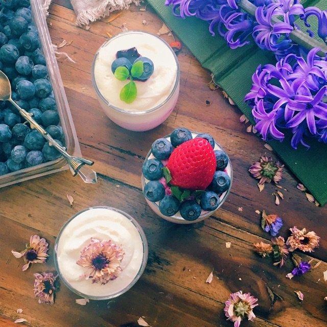 【蓝莓乳酪杯】<br /> <br...