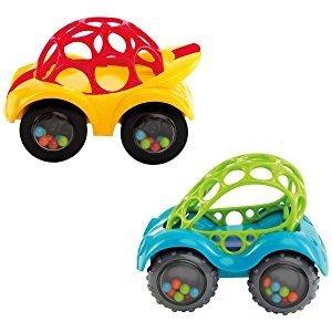 $4.97 (原价$6.99)OBall 玩具汽车
