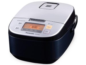 $1295 Cup Microcomputer Controlled Rice Cooker - Black - SR-ZX105