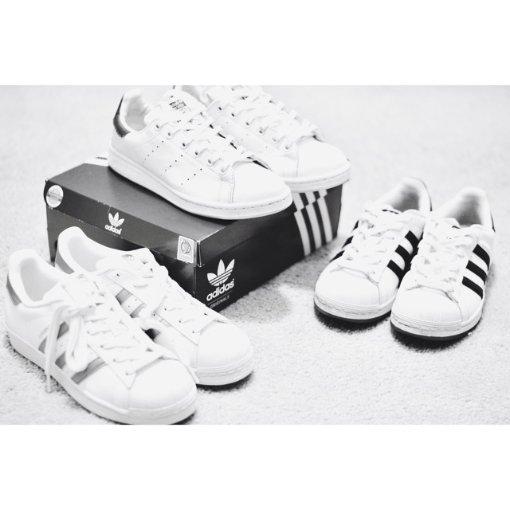 Adidas小白鞋 superstar,Stan Smith