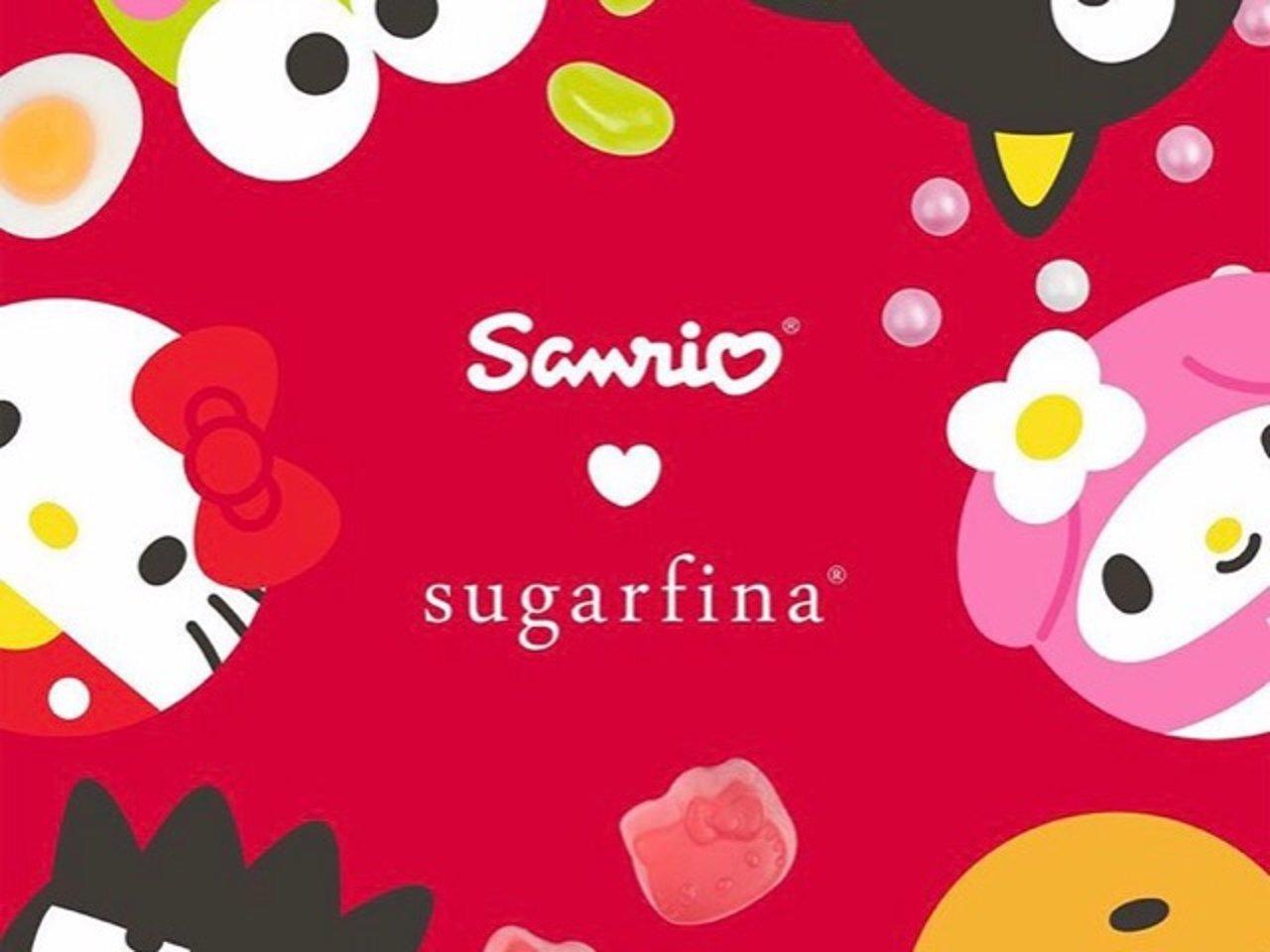 🍭Sugarfina X Sanrio 糖果礼盒