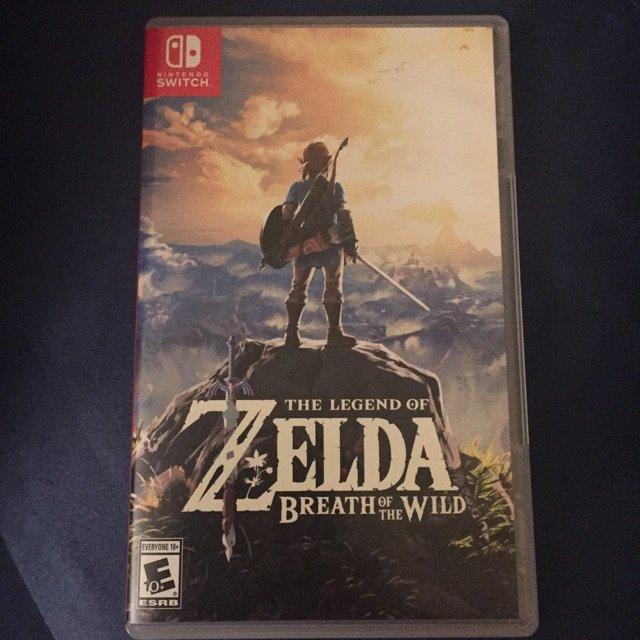 有Nintendo switch必...