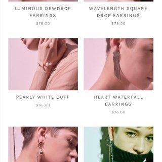 转换风格·只需要换对耳环