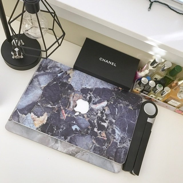 macbook必備 大理石紋貼<b...