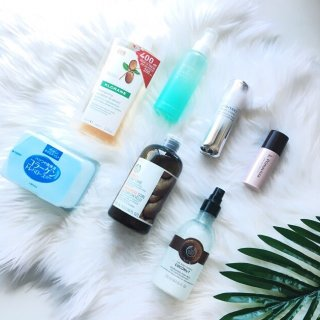 Sofina 苏菲娜,Klorane 康如,Shiseido 资生堂,Nature Republic 自然乐园,The Body Shop 美体小铺