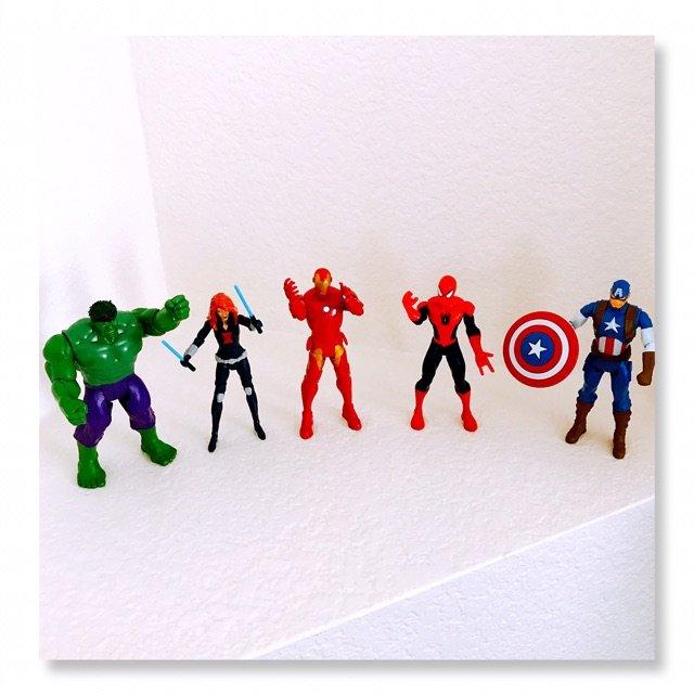 🌟在Costco入手的Marvel...