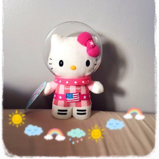 真的非常喜欢Hello Kitty...