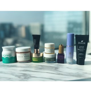 Tatcha,Boscia 博倩叶,Farmacy,Youth To The people,Josie Maran,Tata Harper,Herbivore,KOPARI